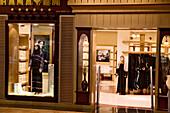 Dubai Mall of Emirates shopping mall , Atrium , jewellery shops