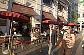 Vienna Austria Cafe Sacher street Cafe
