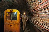 Rammelsberg mining museum, Goslar, Harz Mountains, Lower Saxony, northern Germany, UNESCO, World Heritage Site, list