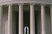 Jefferson Memorial. Washington D.C. USA