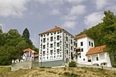 Dvorec Strmol Castle. One of the Oldest Towns in Slovenia. Rogatec. Stajerska. Slovenia. 2004.
