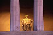 Lincoln Memorial. Washington D.C. USA