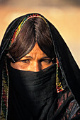 Bedouin-woman, Egypt, Northern Africa