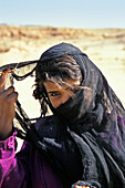 Bedouin-girl, Egypt, Northern Africa