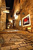 Die historische Hafenstadt von Jaffa, Tel Aviv, Israel
