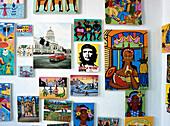 Che Guevara, Color, Colored, Colorful, Colors, Colour, Coloured, Colourful, Colours, Concept, Concepts, Cuba, Havana, Horizontal, La Habana, Symbol, Symbols, Travel, Travels, World locations, World travel, E12-199954, agefotostock