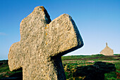 Aged, Ancient, Color, Colour, Concept, Concepts, Country, Countryside, Cross, Crosses, Daytime, Exterior, Horizontal, Old, One, Outdoor, Outdoors, Outside, Stone, Symbol, Symbols, Travel, Travels, World locations, World travel, E12-322383, agefotostock