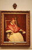 Pope Innocent X, portrait by Spanish painter Diego Velázquez