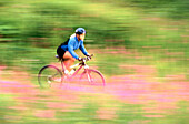 Ability, Action, Activity, Adult, Adults, Adventure sports, Bicycle, Bicycles, Bicyclist, Bicyclists, Bike, Biker, Bikers, Bikes, Biking, Caucasian, Caucasians, Color, Colour, Contemporary, Country, Countryside, Cycle, Cycles, Cycling, Daytime, Exterior,