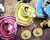 Dancers, Merida. Yucatan, Mexico