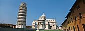 Piazza dei Miracoli. Pisa. Italy