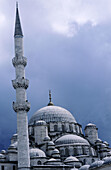 Mosque Yeni Camii. Istanbul. Turkey