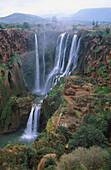 Ouzoud cascades. Beni Mellal. Morocco