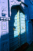 Jodhpur. The blue village. Rajasthan. India