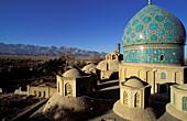 Shrine of Sufi dervish Shah Ne'matollah Vali. Mahan. Iran