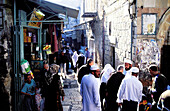 Muslem s quarter. West Jerusalem. Israel