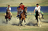 Shandur Polo Festival, traditional polo tournament between the teams of Chitral held on Shandur Pass, the highest polo ground in the world at 3,700 meters, during the 2nd week of July. Pakistan