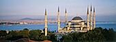 Blue Mosque, Sultanahmet area. Istanbul. Turkey