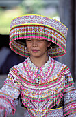 Cacao village. Hmong (from Laos) ethnic group. New year festival. French Guiana. France