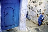 Chefchaouene. Rif region, Morocco