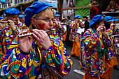 Gemany. Koln. Carnival. Most important carnival in Germany.