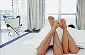 Apartments, Bed, Bedroom, Bedrooms, Beds, Bond, Bonding, Bonds, Caucasian, Caucasians, Color, Colou