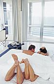 Apartments, Bed, Bedroom, Bedrooms, Beds, Bond, Bonding, Bonds, Caucasian, Caucasians, Chat, Chatti