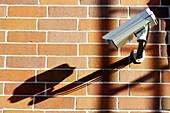 Building, Buildings, Business, Color, Colour, Concept, Concepts, Daytime, Detail, Details, Exterior, Facade, Façade, Facades, Façades, Horizontal, Office, Offices, One, Outdoor, Outdoors, Outside, Security, Security camera, Security cameras, Shadow, Shad