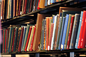 Abundance, Abundant, Arrangement, Background, Backgrounds, Book, Bookcase, Bookcases, Books, Close up, Close-up, Closeup, Color, Colour, Concept, Concepts, Culture, Detail, Details, Education, Horizontal, Indoor, Indoors, Inside, Interior, Libraries, Lib
