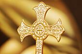 Christian, Christianity, Close up, Close-up, Closeup, Color, Colour, Concept, Concepts, Cross, Crosses, Crucifix, Crucifixes, Detail, Details, Devotion, Horizontal, Object, Objects, Prayer, Religion, Selective focus, Shape, Shapes, Symbol, Symbolic, Symb