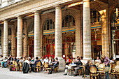 Outdoor cafe. Paris, France