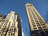 Metropolitan Life Insurance Building, on 26th Street and Park Avenue, Manhattan, New York City. USA