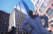 Adult, Adults, Aim, Aims, Ambition, Ambitious, Anticipation, Aspirating, Aspiration, Aspirations, Back view, Building, Buildings, Business, Businesspeople, Businessperson, Businesswoman, Businesswomen, Cities, City, Color, Colour, Concept, Concepts, Cont