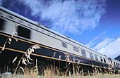 American Orient Express train. Canada