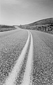 Asphalt, B&W, Bend, Bends, Black-and-White, Concept, Concepts, Curve, Curves, Dangerous, Daytime, Deserted, Direction, Exterior, Future, Horizon, Horizons, Line, Lines, Monochromatic, Monochrome, Nobody, Outdoor, Outdoors, Outside, Perspective, Road, Roa