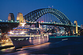Harbour Bridge. Sydney. Australia