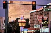 Hotels off The Strip. Las Vegas. USA
