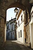 La Judería (old jewish quarter), Historic Center of Cordoba (Added to the Unesco s World Heritage List in 1984). Cordoba. Andalusia, Spain
