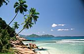 La Digue Island. Seychelles