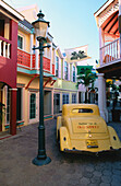 Philipsburg. Sint Maarten. Netherlands Antilles