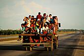 Transportation. Cuba