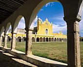 Convent of San Antonio de Padua, Izamal. Yucatán, Mexico