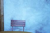 Detail, Details, Eins, Farbe, Holz, Hölzern, Horizontal, Innen, Konzept, Konzepte, Niemand, Stuhl, Stühle, Wand, Wände, G85-229618, agefotostock