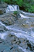Water, flowing stream
