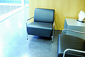 Absence, Absent, Chair, Chairs, Color, Colour, Concept, Concepts, Corner, Corners, Empty, Furniture, Horizontal, Indoor, Indoors, Interior, Nobody, Seat, Seats, Waiting area, Waiting areas, CatV9, G96-613255, agefotostock