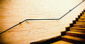 Architectural detail, Architectural details, Banister, Banisters, Color, Colour, Concept, Concepts, Geometry, Handrail, Handrails, Indoor, Indoors, Interior, Line, Lines, Monochromatic, Monochrome, Nobody, Rail, Railing, Railings, Rails, Sepia, Sepia ton