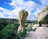 Chiricahua National Monument. Arizona. USA
