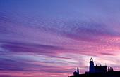 Außen, Farbe, Führung, Geräuschlosigkeit, Himmel, Horizontal, Konzept, Konzepte, Küste, Landschaft, Landschaften, Leuchtturm, Leuchttürme, Ruhe, Ruhig, Schiffahrt, Silhouette, Silhouetten, Sonnenuntergang, Sonnenuntergänge, Still, Stille, Stimmung, Symbo