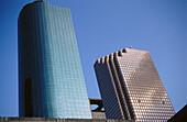 Office buildings. Houston. Texas, USA