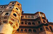 Mehrangarh Fort. Jodhpur. Rajasthan. India